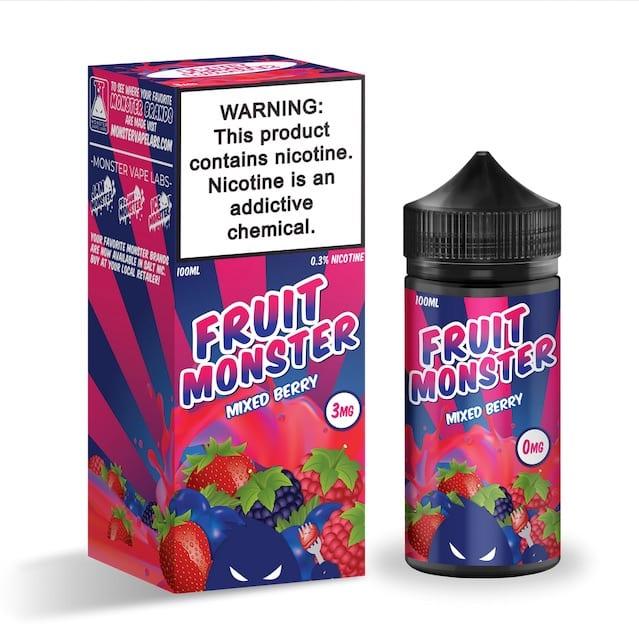 Monster Vape Fruit Monster Mixed Berry Australia AVS