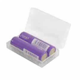 Clear Battery Case for 18650/18350/16340 Australia AVS