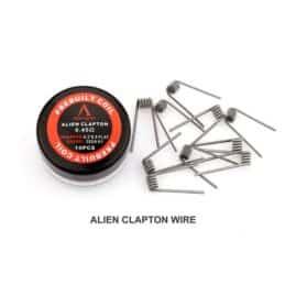 Rofvape Prebuilt Coils Alien Clapton Australia AVS