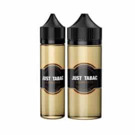 Just Tabac Eliquid Tabacco Aromatic AVS