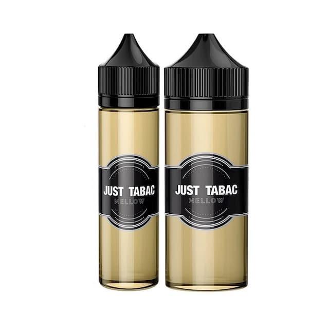 Just Tabac Eliquid Tabacco Mellow AVS