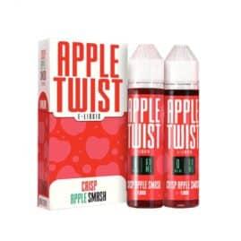 Twist Ejuice 60 120ml Apple Australia AVS