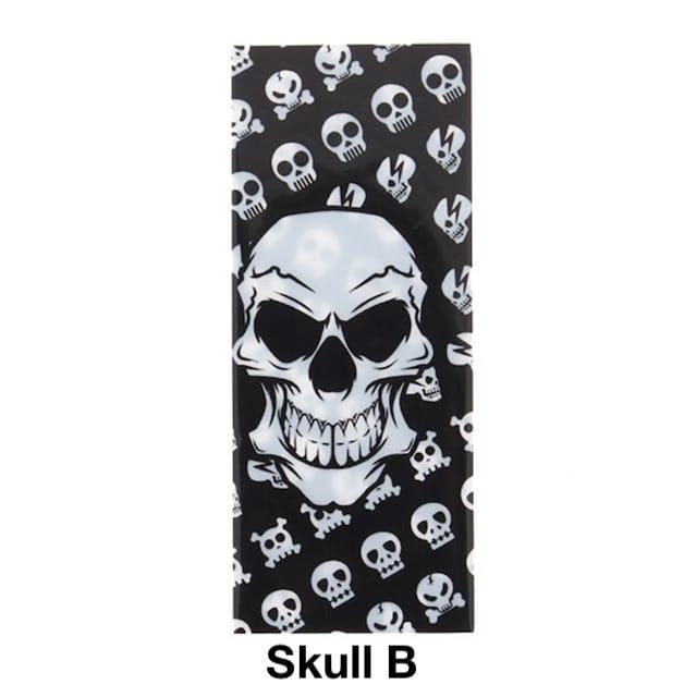 20700 Battery Wrap Australia AVS Skull B