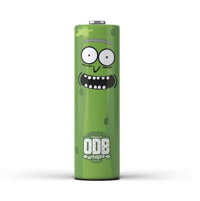 OBD 18650 Battery Wrap Sleeve Australia AVS Pickle