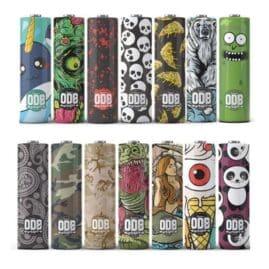 ODB 18650 Battery Wrap Sleeve Australia AVS