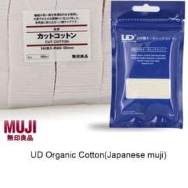 UD Youde Pre packaged MUJI Organic Cotton Australia AVS Blue