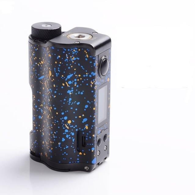 Dovpo Topside Dual Squonk Mod Australia AVS Black Blue