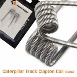 Geekvape Caterpillar Track Coil Prebuilt Australia AVS