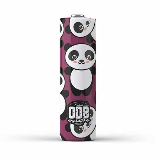 OBD 18650 Battery Wrap Sleeve Australia AVS kawaii