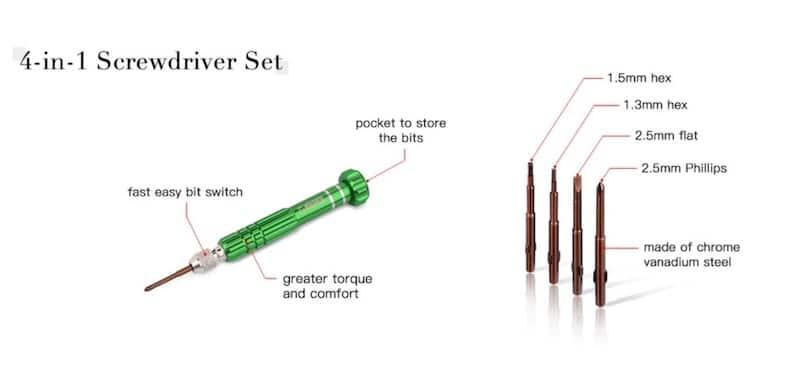 Wotofo Vape DIY Tool Kit Australia AVS