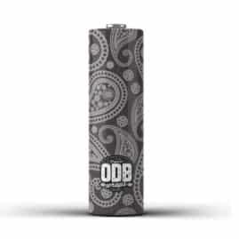 OBD 18650 Battery Wrap Sleeve Australia AVS Paisley