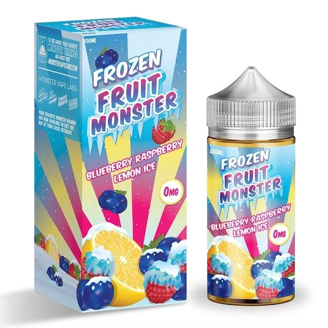 Jam Monster Blueberry Raspberry Lemon ICE Australia 100ml