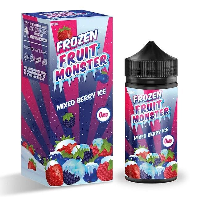 Jam Monster Mixed Berry ICE Australia 100ml
