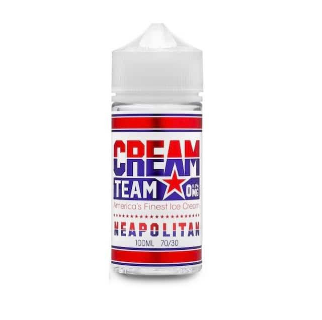 Cream Team ejuice Neopolitan Australia