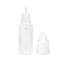 10ml LDPE Empty Bottle with Lid Australia