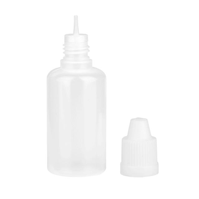 30ml LDPE Empty Bottle with Lid Australia