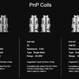 Voopoo PnP Replacement Coils Australia