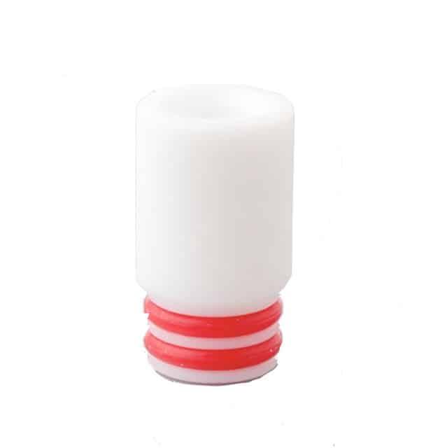 Teflon White 510 Drip Tip Australia