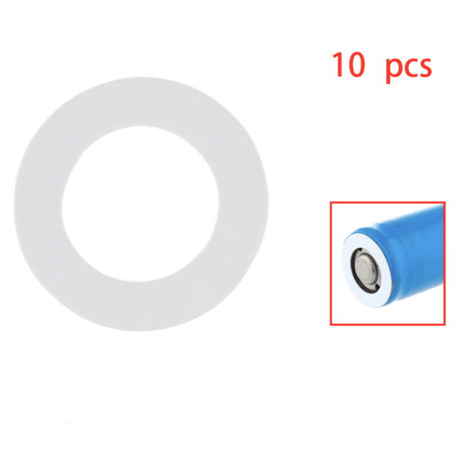 18650 Battery Insulators Adhesive Paper Australia Blue