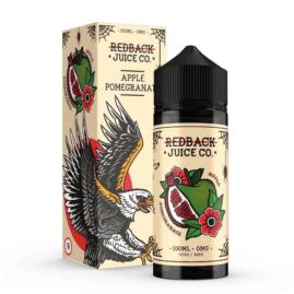 Redback Juice Co. Apple Pomegranate 100ml Ejuice