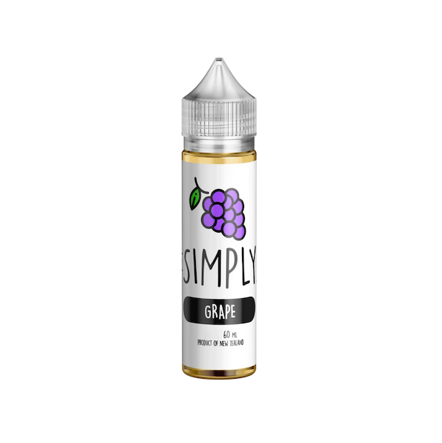 Simply Ejuice Australia Grape