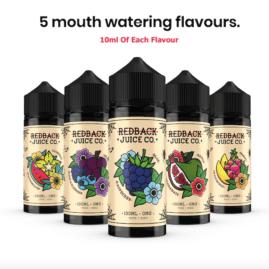 Redback Juice Co Australia