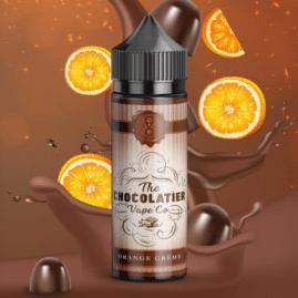 The Chocolatier Vape Co Orange Creme