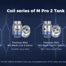 Freemax Maxus 200W Mod W /M Pro 2 Subohm Tank