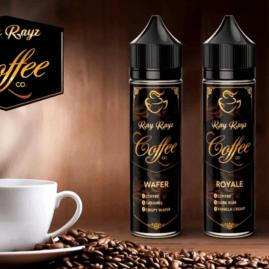 Ray Rayz Coffee Co. Ejuice Australia