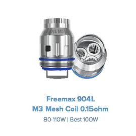 Freemax M Pro 2 Coils Australia M3