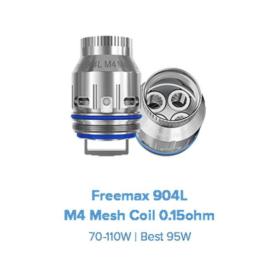 Freemax M Pro 2 Coils Australia M4