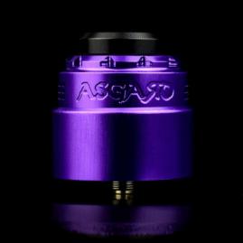 Vaperz Cloud Asgard RDA Purple