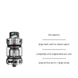 Freemax M Pro 2 Subohm Tank Metal Ed