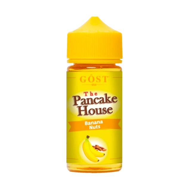 The Pancake House Ejuice Banana Nuts