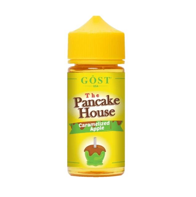 The Pancake House Caramalised Apple