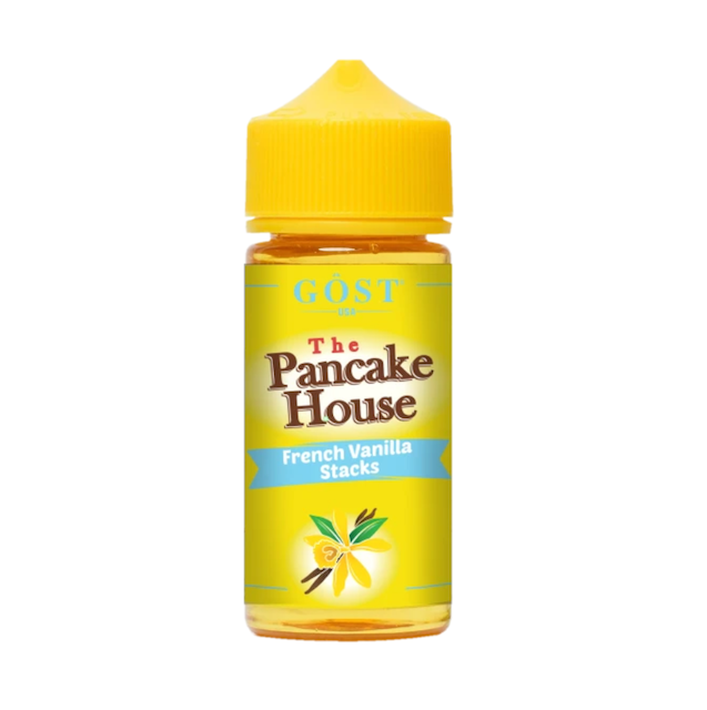 The Pancake House Ejuice French Vanilla Stacks