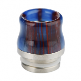 TFV8 810 Resin Drip Tip Mouthpiece Blue