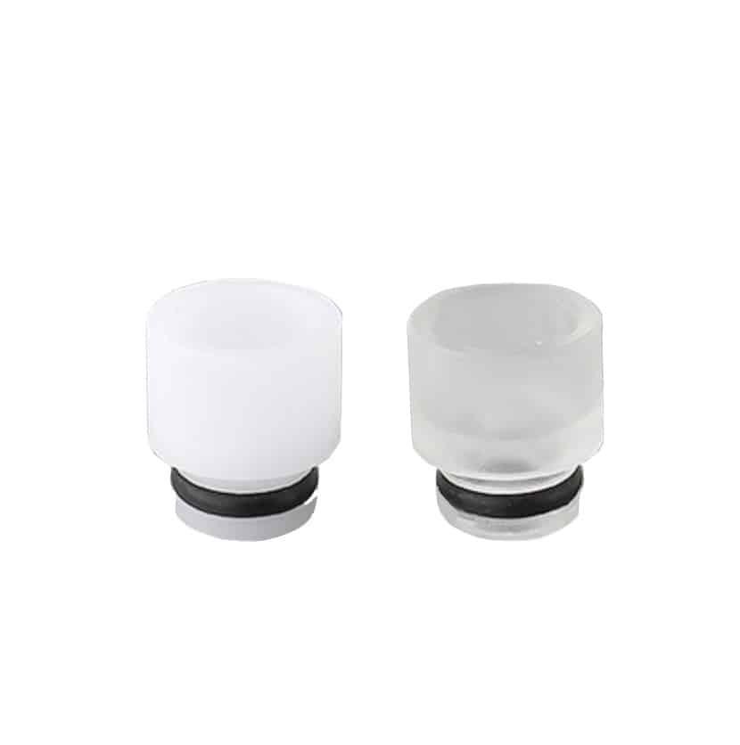 Acrylic + POM Detachable Hybrid 510 Drip Tip