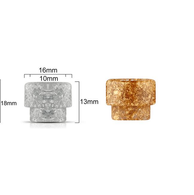 810 Drip Drip Sleeve Gold Silver